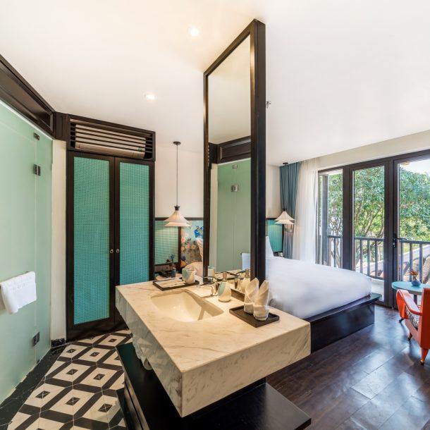 De An Standard room