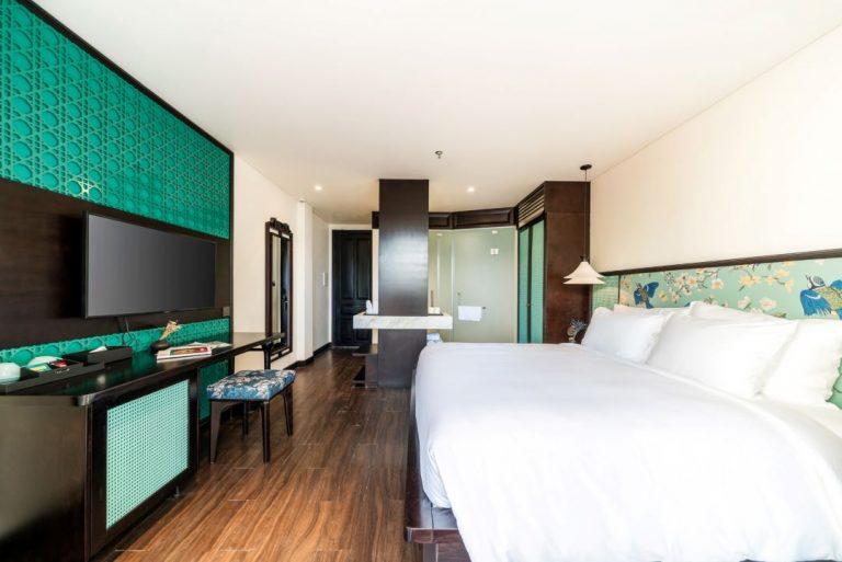 DE AN hotel room
