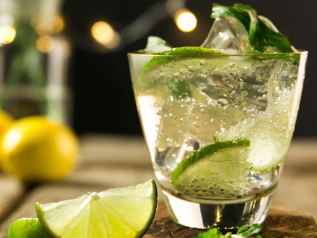 De An cocktail