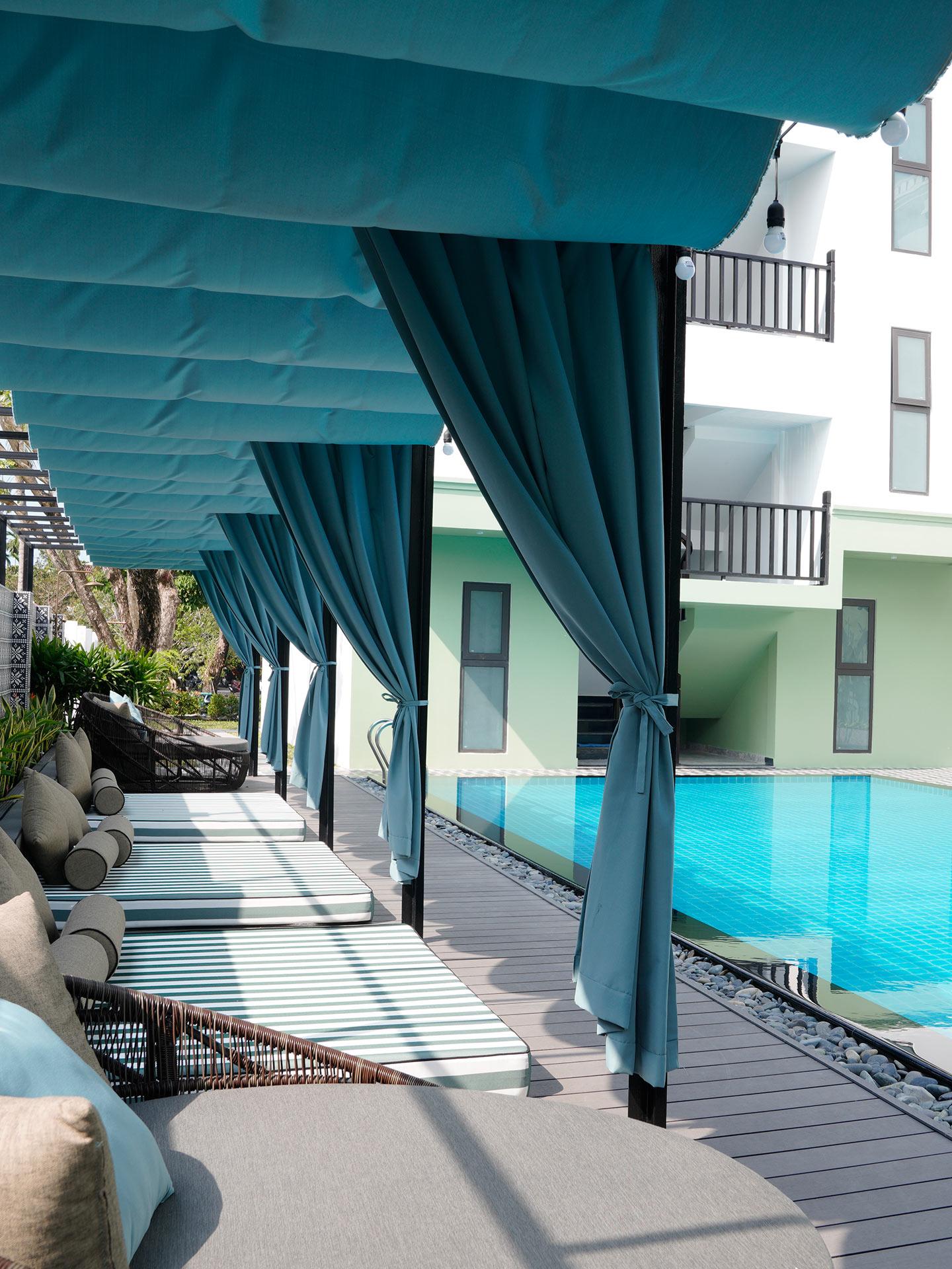 khách sạn có hồ bơi tại hội an