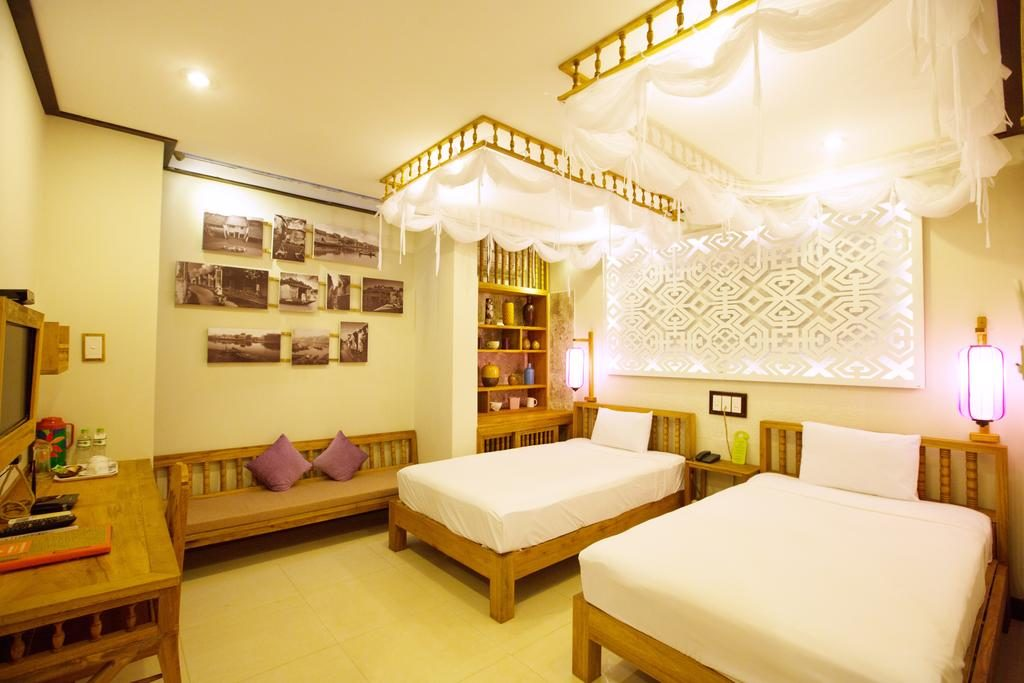 Best Accommodation Hoi An Vietnam