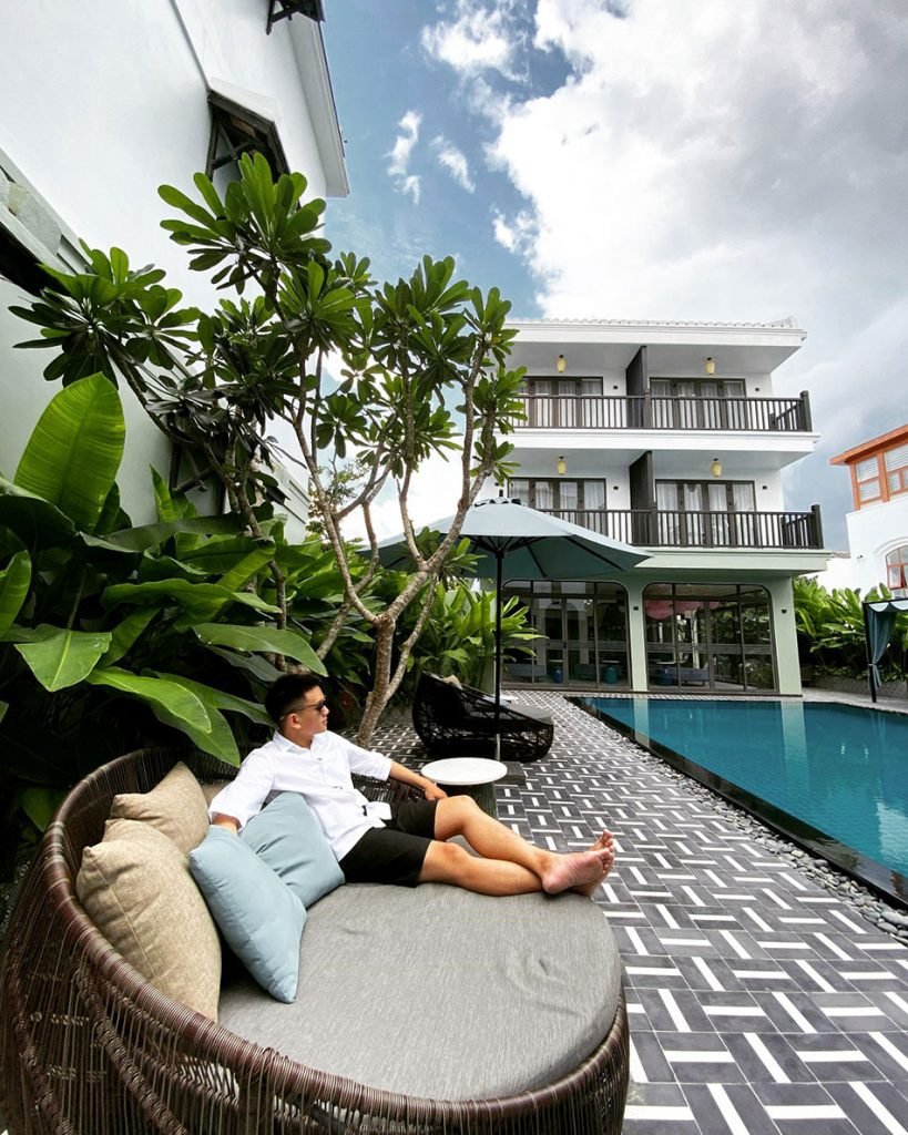 4 star hotels in hoi an with swimming pool