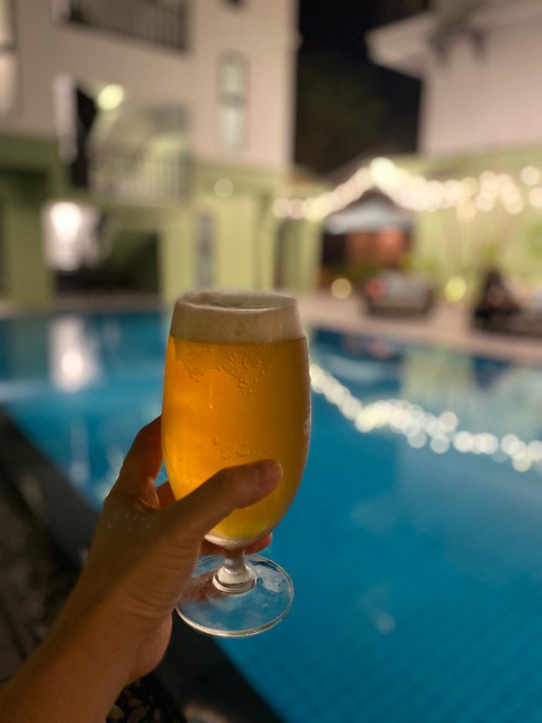 Craft beer in Hoi An