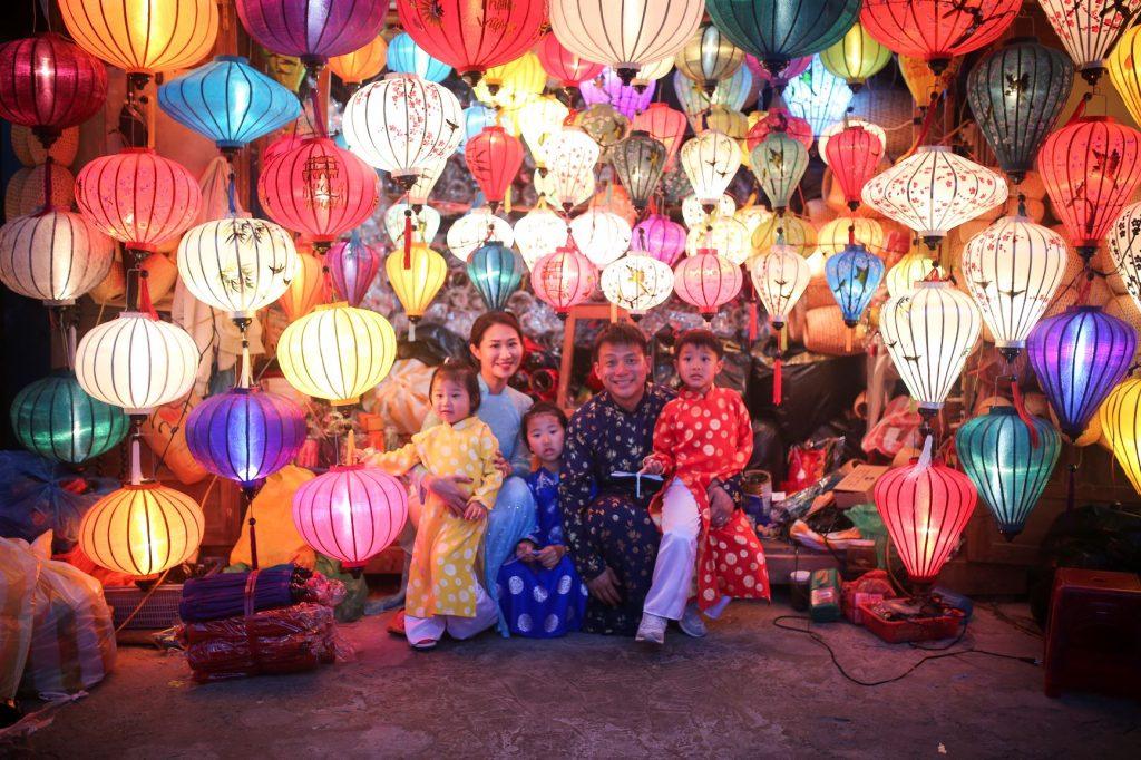 Hoi An lanterns festival