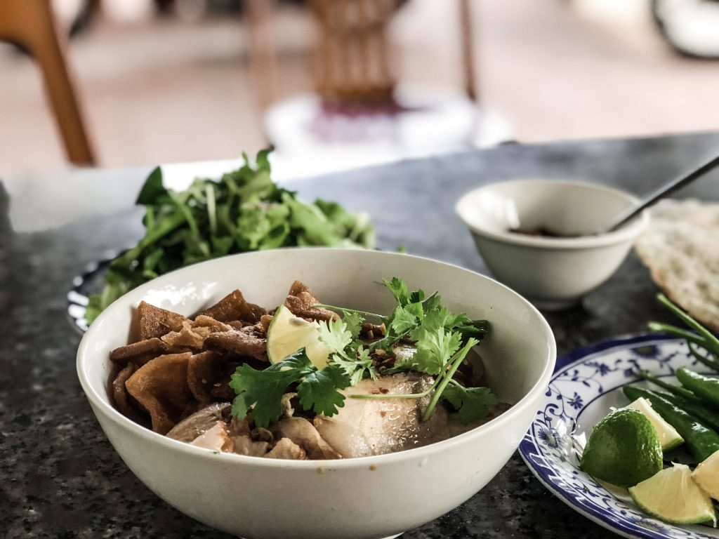 Cao lau Hoi An