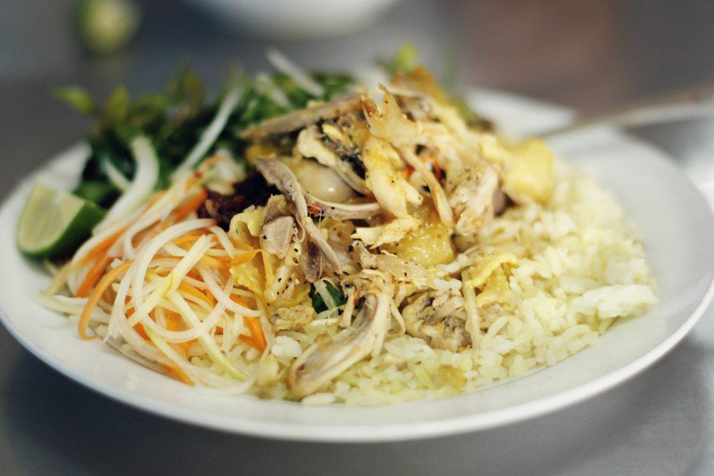 Com ga hoi an - Hoi an rice chicken